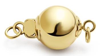 Palla - 14k oro giallo