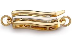 Cantebury - 14k Oro Giallo  x2