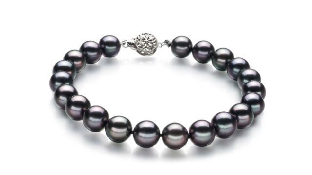 View Black Pearl Bracelets collection