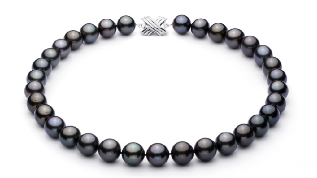 View Black Pearl Necklaces collection