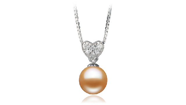 View Pink Pearl Pendants collection