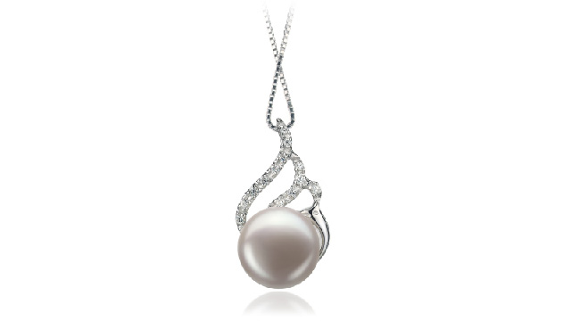 View White Pearl Pendants collection